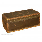 Capt. Canney's Chinese Export Trunk