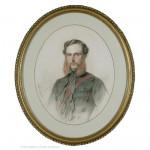 Military Portrait of Lieut. Richard Hassell Thursby