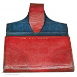 Red leather Pocket Book