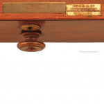 Campaign Writing Table by Ross & Co.