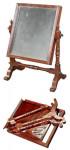 Campaign Dressing Table Mirror