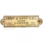 Army & Navy Table