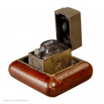 Cased Set of Ransome Inkwells