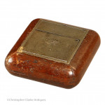 Ransome Patent Inkwell