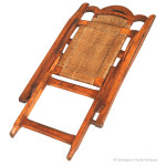 Plectaneum Chair by Edwin Skull