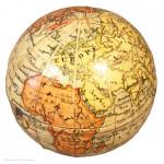 Globe Inkwell