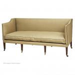 Geo III Campaign Sofa