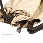 Iron Folding Camp Bed