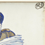 Soldier Reading a Paper by Karl Hagedorn