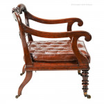 Low Armchair by E. Ross