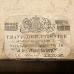 Handford Light Patent Waterproof Trunk