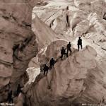 Parthian Glacier Photograph