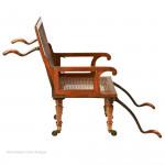 Sedan Armchair by Alderman