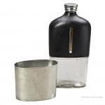 Large Spirit Flask by James Dixon