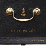 The British Agent's Dispatch Box
