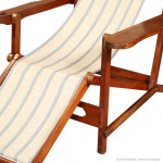 Anglo-Indian Teak Chair