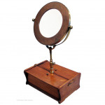 Portable Mirror with Box
