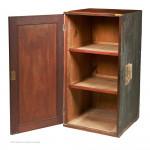 Lieut. Sandeman's Packing Case Antique Campaign Cupboard