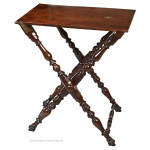 Antique Camp Table