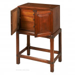 Campaign Cabinet on Stand