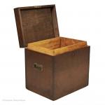 Oak Silver Box