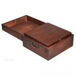 Mahogany Wash Bowl Box