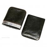 Antique Silver Banded Cigar Case