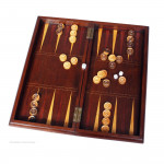 Killarney Ware Chess and Backgammon Box
