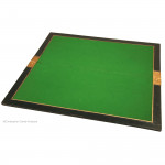 Folding Antique Games Board by Mudie
