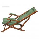 Adjustable Folding Armchair