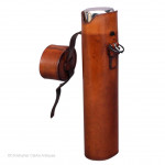 Leather Cased Flask