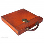Captain Sprot's Leather Case