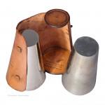 Set of 6 Cased Beakers