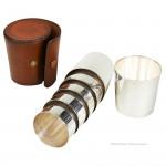 Set of Beakers in Case