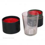 Cased Medicine Glass