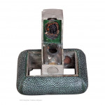 Shagreen Ransome Patent Inkwell