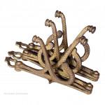 Folding Hooks by Kenrick