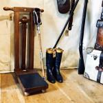 Peal & Co. Freestanding Boot Jack