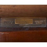 Antique Campaign Chest Coffee Table