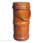 Large Leather Cordite