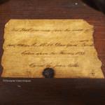 Reclaimed Ship's Timber Stools