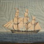 The Ship Franklin of Boston