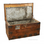 Campaign Trunk by S.W. Silver
