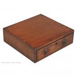 Mahogany Document Box