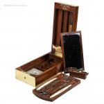 Brass Edged Cavalry Box