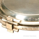 Asprey Patent Sandwich Tray