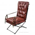 Iron Portable Douro Bed-Chair