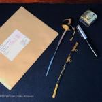 Naval Sword Paper Knife