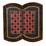 Miniature Victorian, Walnut Games Table