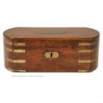 Captain Willets Brass Bound Box